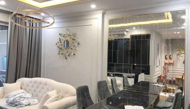 Lựa chọn gương nội thất treo tường cao cấp cho chung cư, khách sạn phổ biến hiện nay
