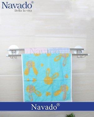 Kệ vắt khăn inox phòng tắm Navado GS-5001