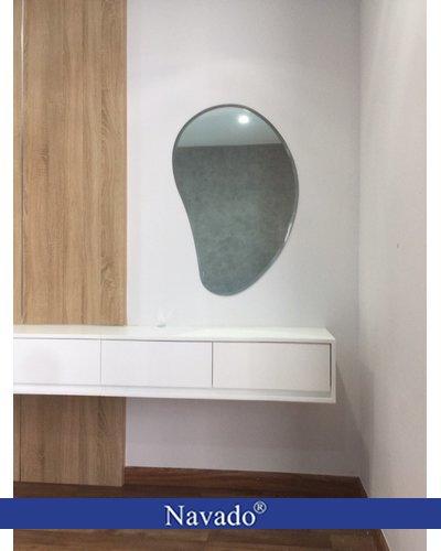 Gương trang điểm decor home