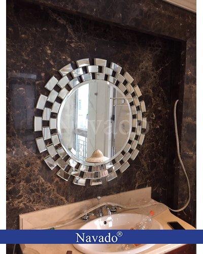 Gương cao cấp phòng tắm sunset 80cm