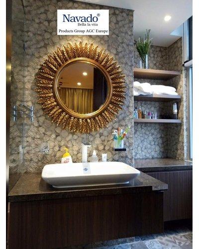 Gương phòng tắm tân cổ điển Gea