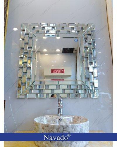 Sản xuất gương thiết bị vệ sinh Classic 80cm