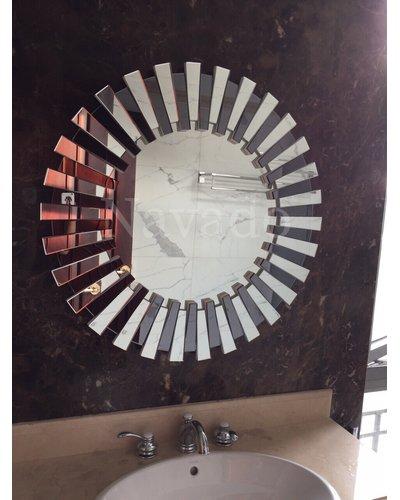 Sản xuất gương bỉ phòng tắm Mestasy 86cm