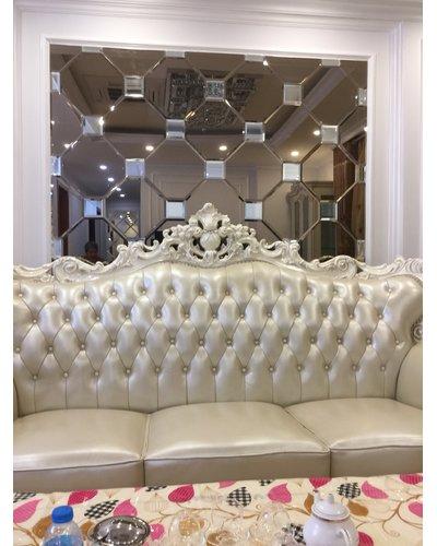 Sản xuất gương ghép tường nghệ thuật phòng khách