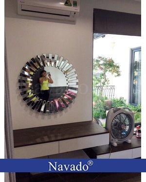 Sản xuất gương trang điểm nghệ thuật Navado