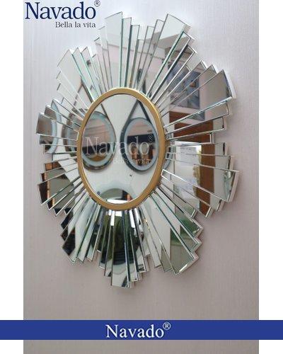Gương trang trí hiện đại Helen