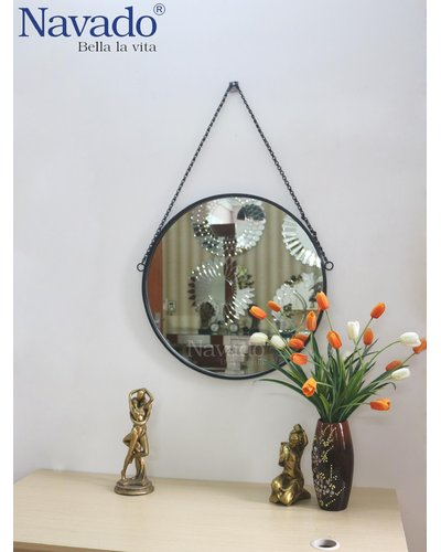 Gương trang điểm dây xích treo tường độc lạ TP.Hồ Chí Minh