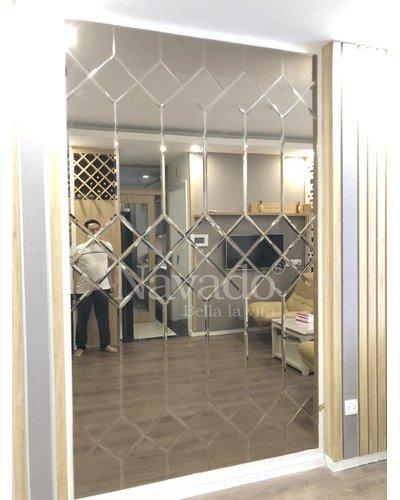 Gương trang trí cho phòng khách tại Long An