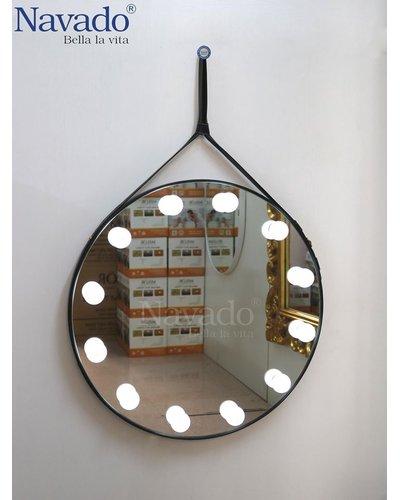 Gương trang điểm treo tường makeup Hollywood TPHCM