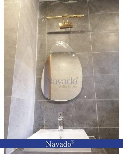 Gương giọt nước cho phòng tắm cao cấp (109C)