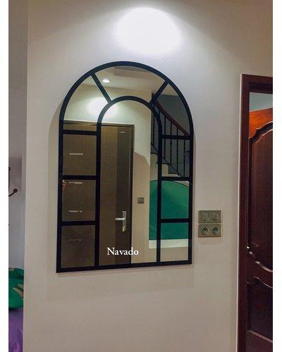Gương cao cấp cho phòng khách Window