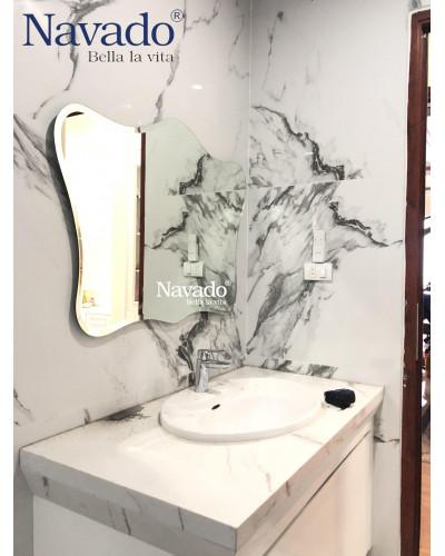 Gương bỉ phòng tắm cao cấp NAV 106D