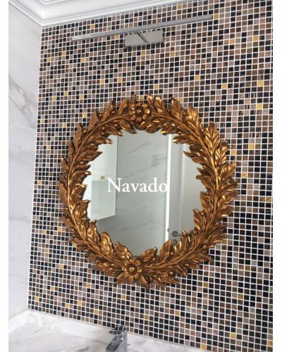 Gương bỉ phòng tắm tân cổ điển Eros