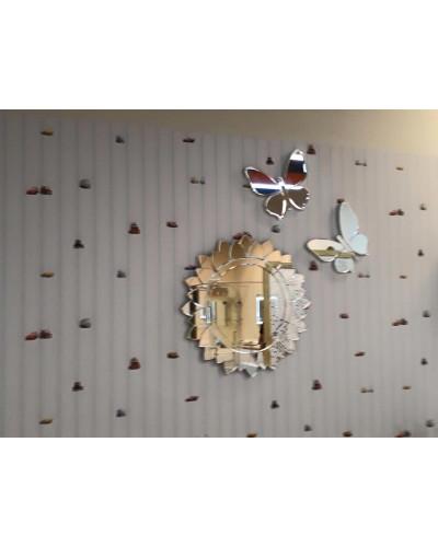 Gương nghệ thuật Butterflry