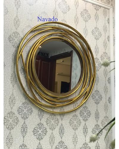 Gương treo tường phòng ngủ trang trí Julia