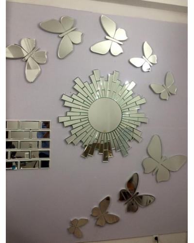 Gương nghệ thuật Navado Butterfly