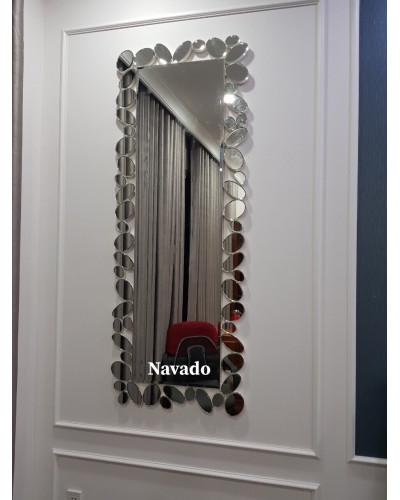 Gương soi toàn thân nghệ thuật Navado