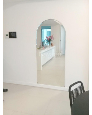 Gương soi toàn thân lắp phòng khách
