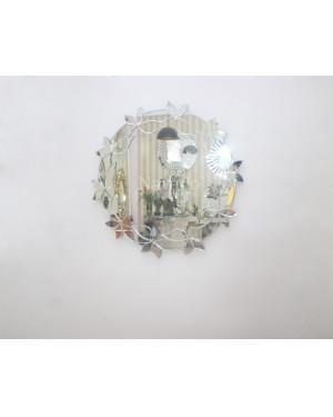 Gương decor treo tường Arya phi 80cm
