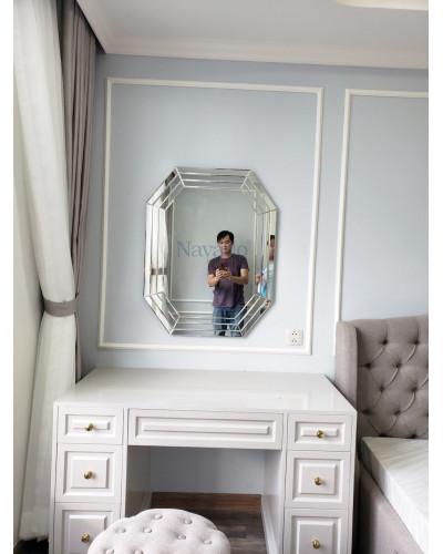 Gương Pisa size 900x700x5mm