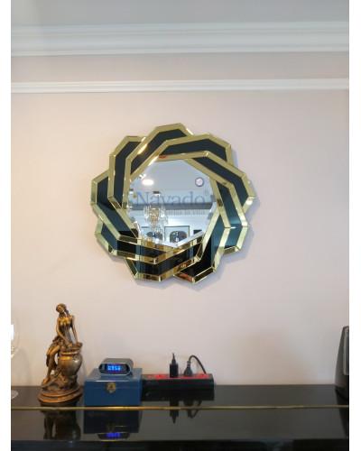 Gương trang trí phòng khách Spider size 80cm