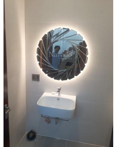 Gương trang điểm Diana size 60cm
