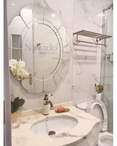 Gương Lotus size 900x700