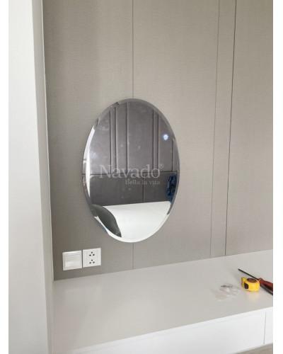 Gương vát Elip size 700x500