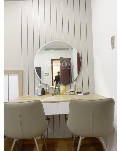 Gương vát tròn size 60cm
