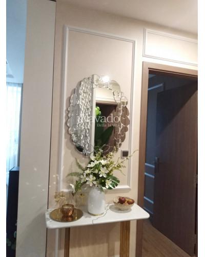 Gương nội thất Queen elip