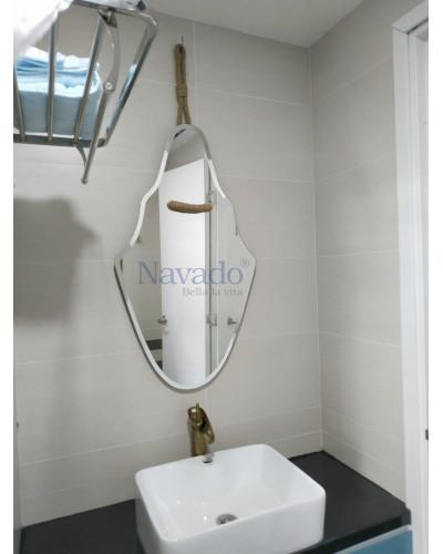 Gương nhà tắm dây thừng Hilton