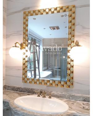 Gương trang trí nghệ thuật Royal size 600x900