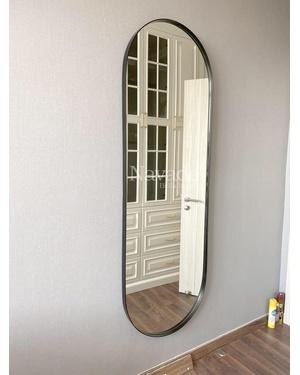 Gương toàn thân khung bo tròn 600-1600mm