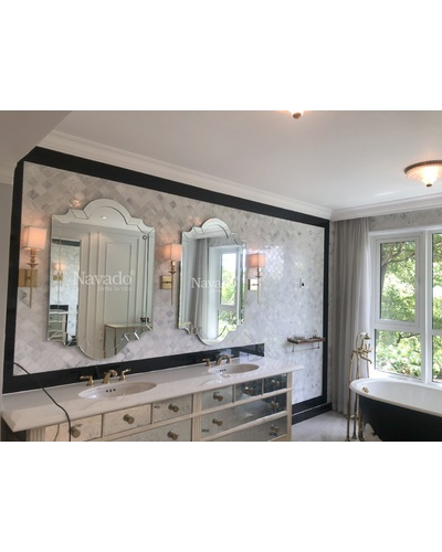 Gương phòng tắm luxury AMY