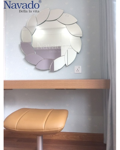 Gương trang điểm Lacos D800