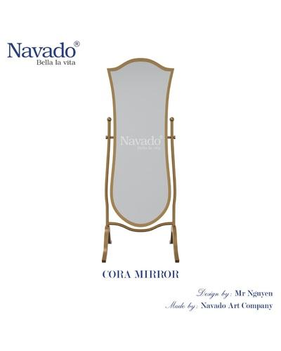 Gương toàn thân tân cổ điển Cora