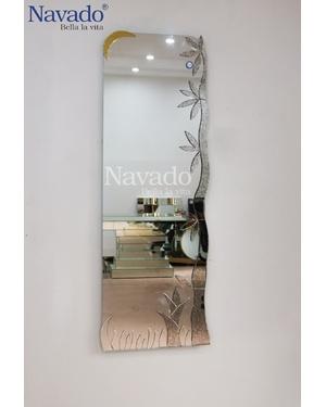 Gương toàn thân hiện đại Bambo