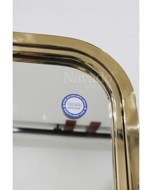 Gương khung inox đôi 600-1800mm
