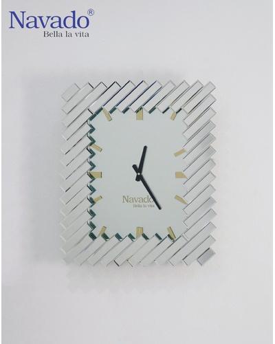 Đồng hồ gương Baguette cao cấp