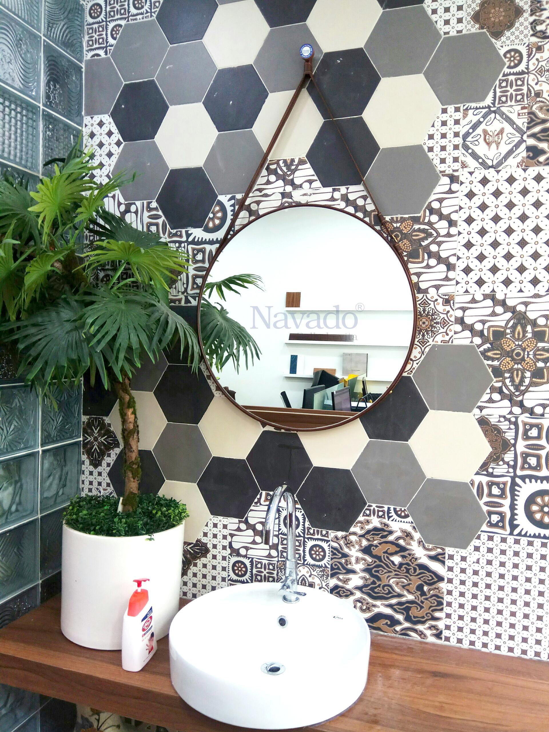 Gương phòng tắm cao cấp TPHCM